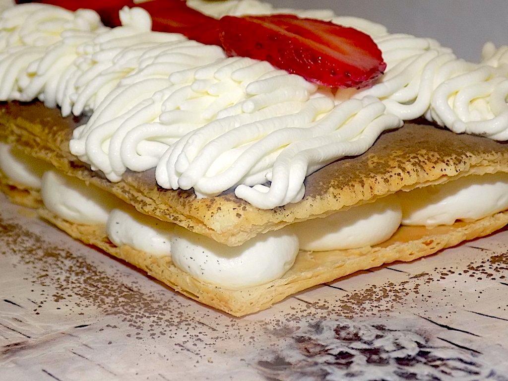 Namelaka Cake