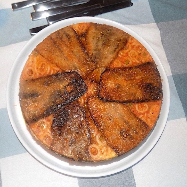 Baked Pasta (A pasta o furnu)