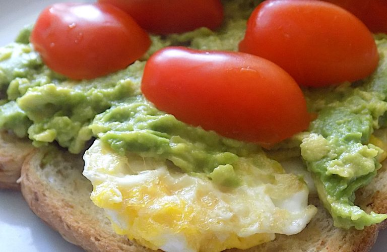 The Avocado on the Egg