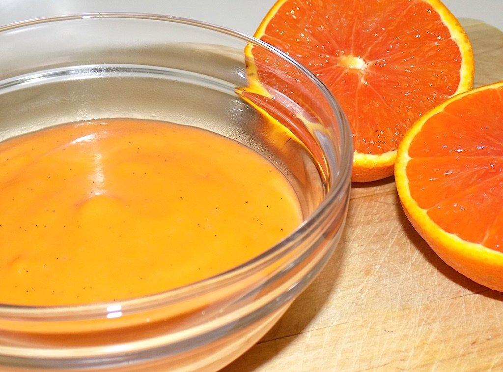 Blood Orange Cream