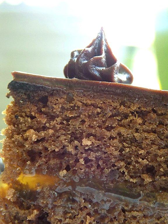 Mini Sacher Cake Solo Dolce's Recipe
