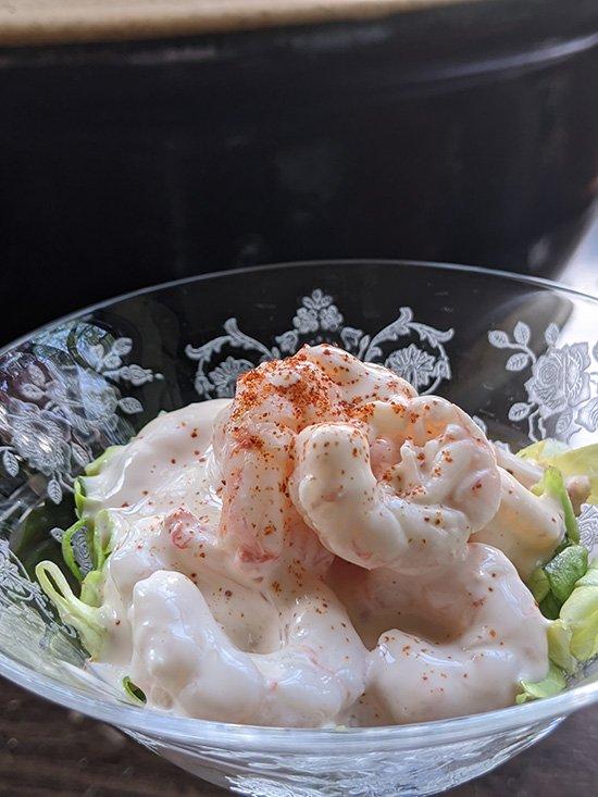 Original Italian Shrimp Cocktail Recipe