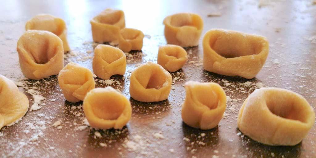 Fresh Homemade Pasta - Tortellini