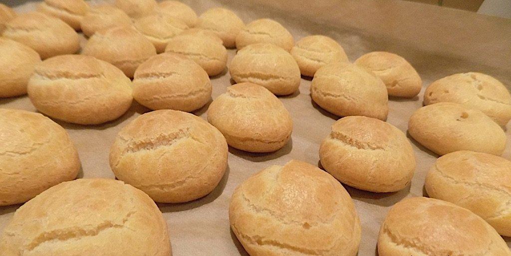 Bigne (Choux pastry)