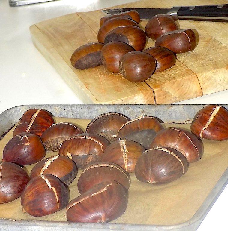 Roasted Chestnuts – Le Caldarroste