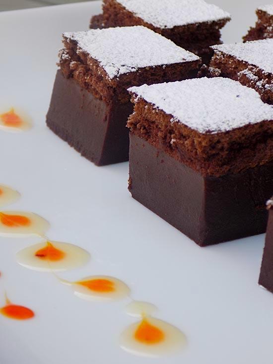 How to make Chocolate Magic Cake