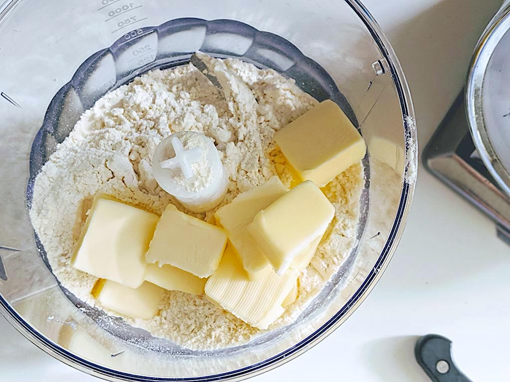 Homemade Pasta Brisée (Pie Dough) – No Eggs