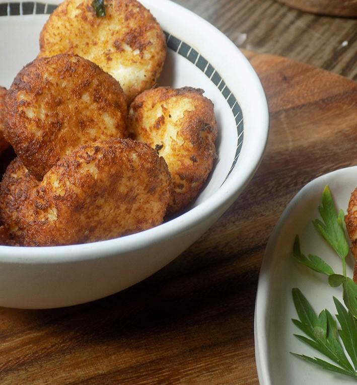 Italian Ricotta Fritters Recipe (Polpette di Ricotta)