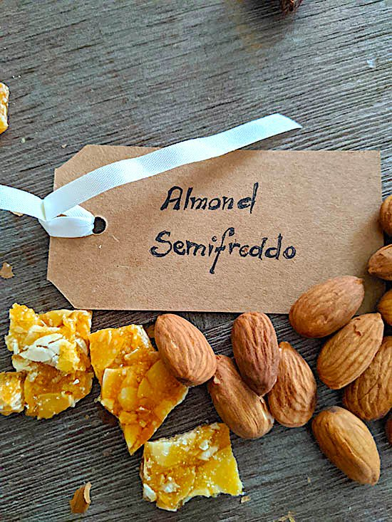 Almond Semifreddo – Original Sicilian Recipe