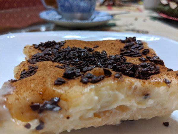 Testa di Turco (Castelbuono's Dessert)