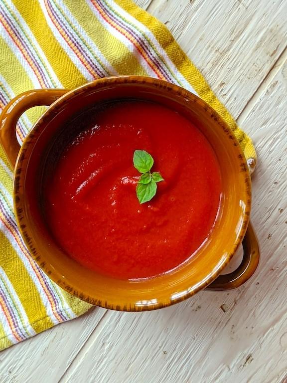 The Original Italian Tomato Sauce Recipe