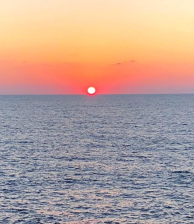 Tramonto- Alcamo Marina