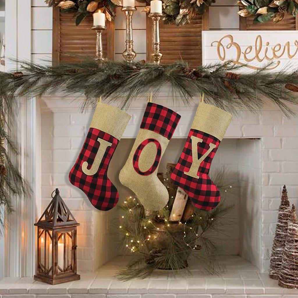 Ivenf Christmas Stocking