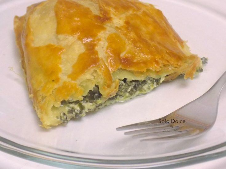 Spinach-and-ricotta-cake