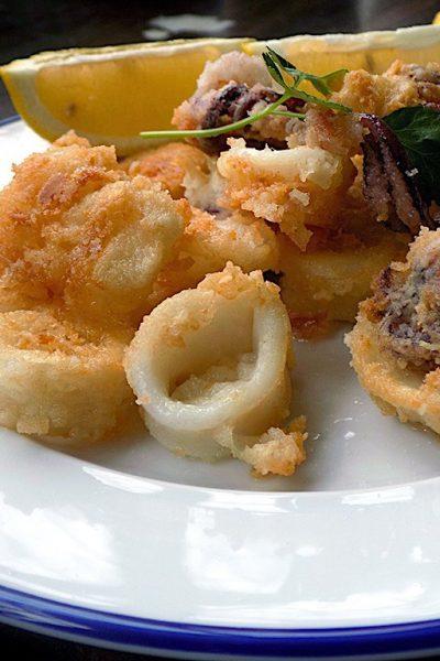 Calamari Fritti-Fried Calamari Recipe