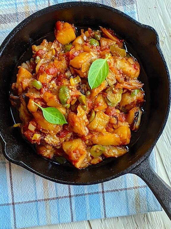Caponata – Original Sicilian Recipes
