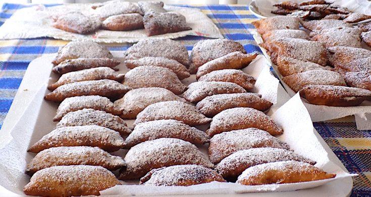Aunt Concettas Cassatelle- Sicilian Recipe