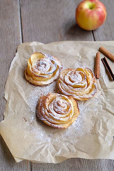 Easy Apple Roses Recipe
