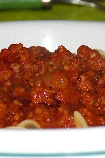 My Mom's Ragu – Comfort Food