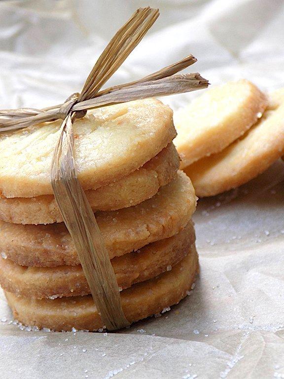 Healthy Orange Cookies