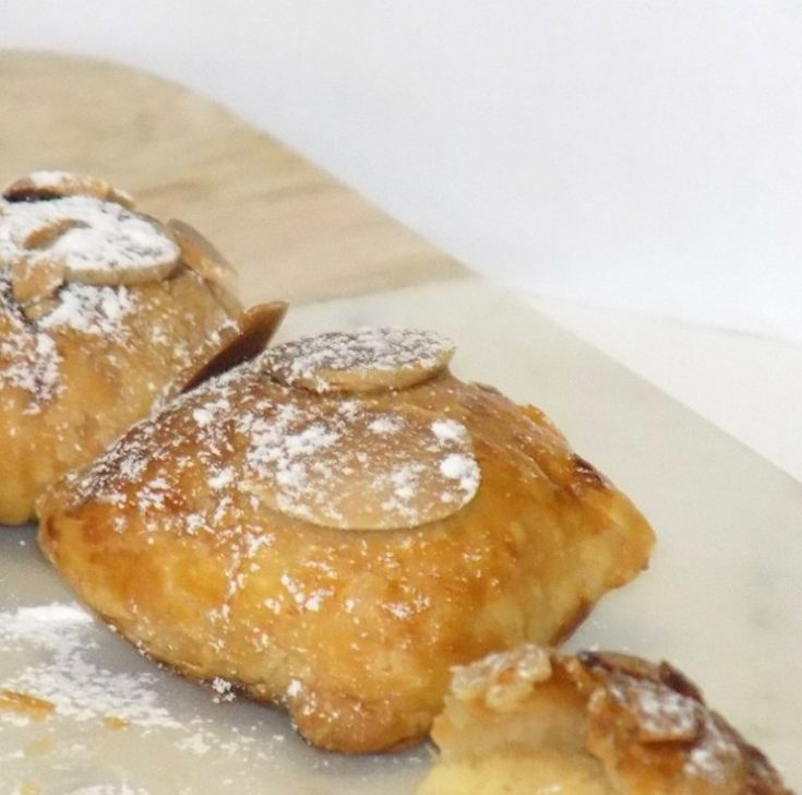 Easy and Delicious Almond Pastry