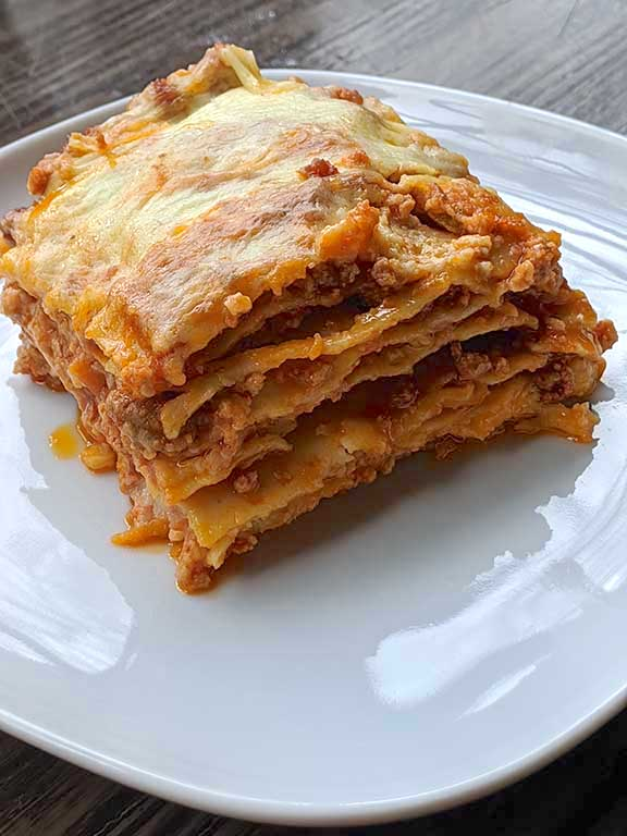 Easy Lasagna Pasta Recipe