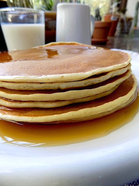 Solo-Dolce's Pancakes Recipe