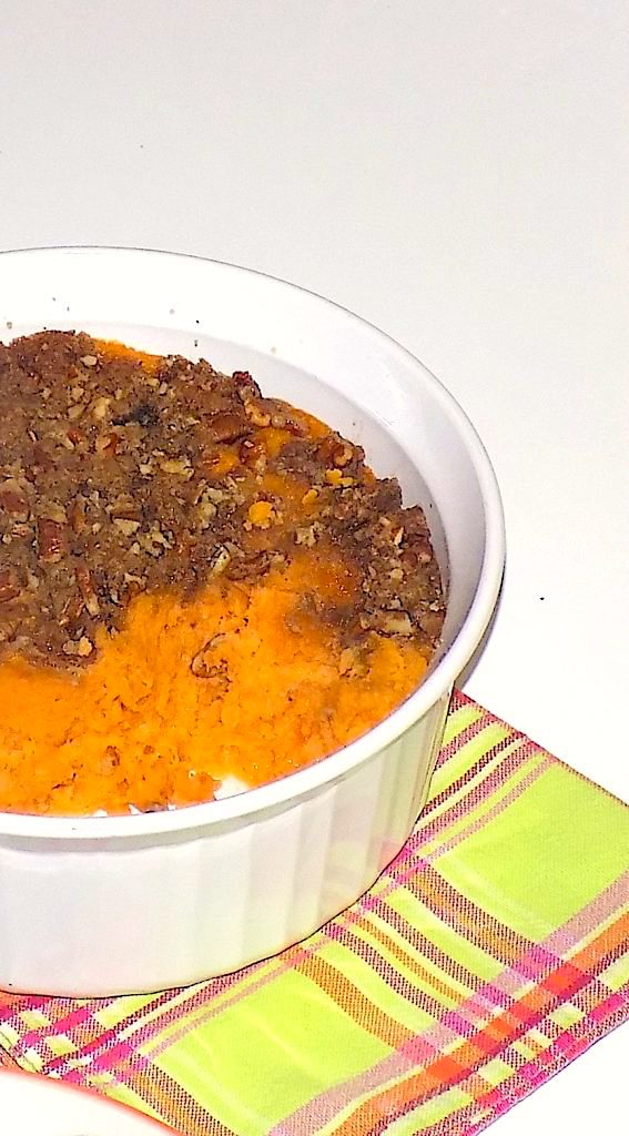 Melissa's Special Holiday Sweet Potato Casserole