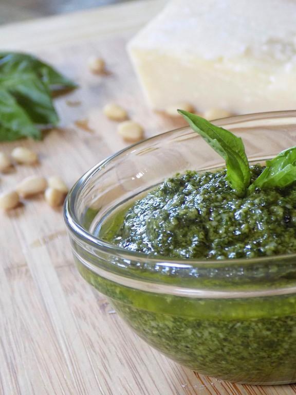 Creamy Genovese Pesto Recipe