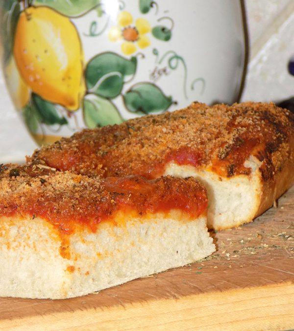 Lo Sfincione – Sicilian Homemade Pizza