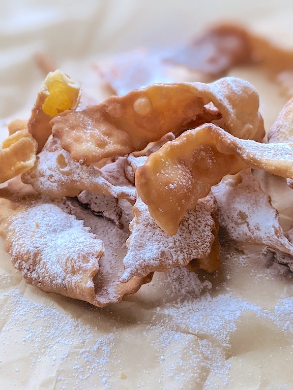 The Best Sweet Chiacchiere