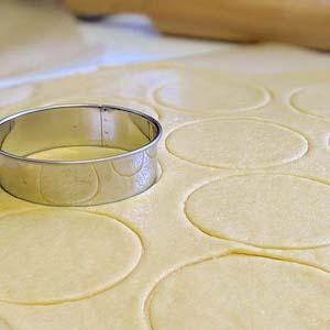Genovesi Pastry-Sicilian Dessert from Erice