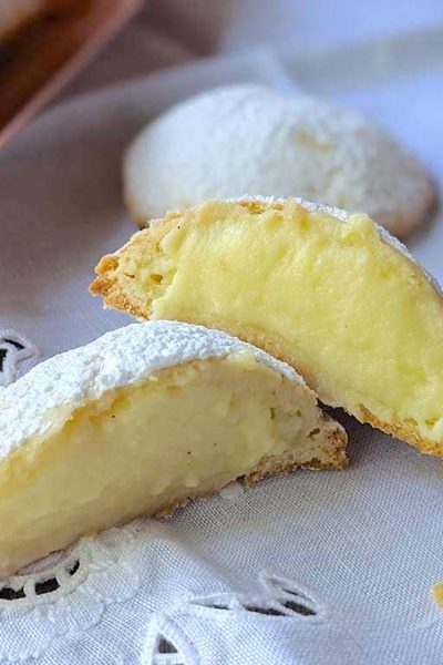 Genovesi Pastry-Sicilian Dessert from Erice