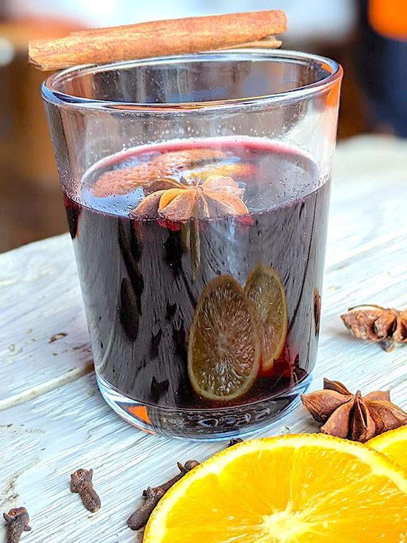 Vin Brulè – Mulled Wine