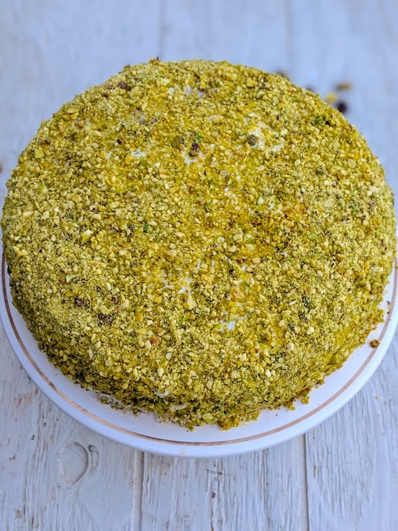 The Best Sicilian Cake