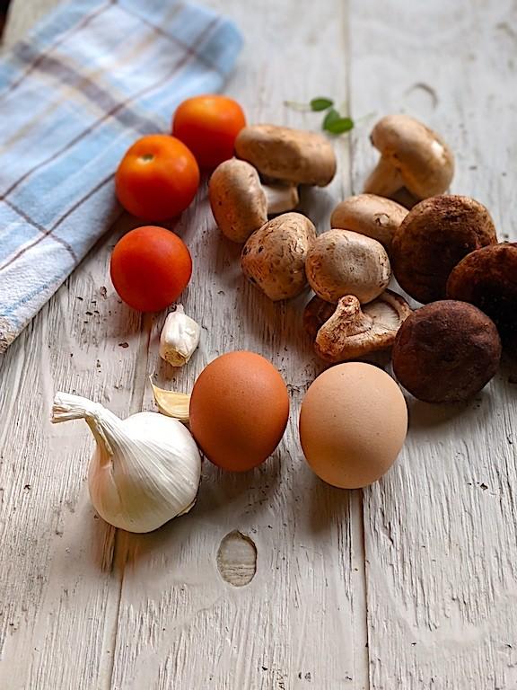 boscaiola eggs recipe